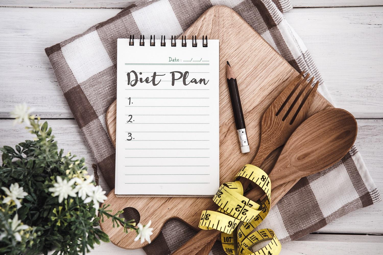 自分だけの「ダイエット手帳」の作り方