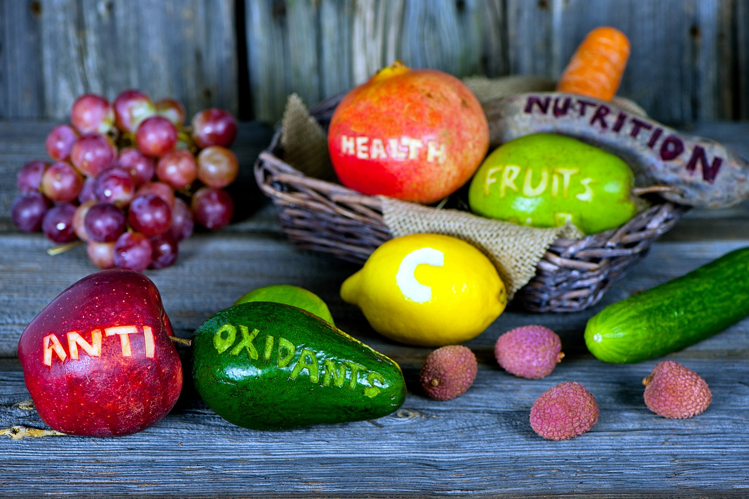 コレステロールの酸化を防ぐおすすめの食材